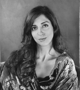 Author Porochista Khakpour